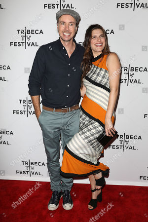 Dax Shepard and Lake Bell
