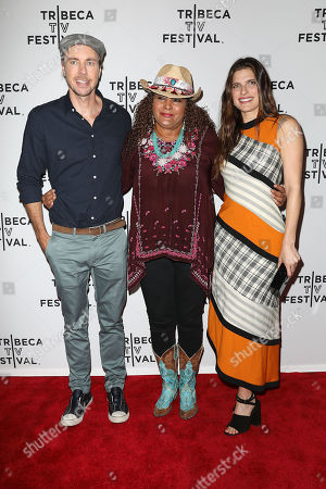 """Editorial picture of Tribeca TV Festival 2019 Presents the Season 2 World Premiere of ABC's """"BLESS THIS MESS"""", New York, USA - 14 Sep 2019"""