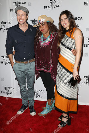 Stock Picture of Dax Shepard, Pam Grier and Lake Bell