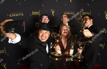 Editorial image of Television Academy's 2019 Creative Arts Emmy Awards - Portraits - Night One, Los Angeles, USA - 14 Sep 2019
