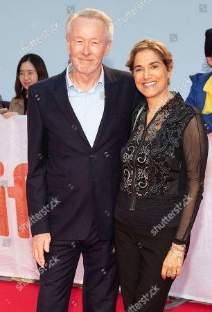 Editorial image of 'Radioactive' premiere, Arrivals, Toronto International Film Festival, Canada - 14 Sep 2019