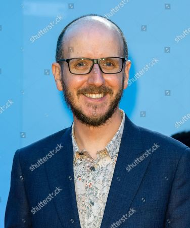 Jack Thorne arrives for the premiere of the movie Radioactive during the 44th annual Toronto International Film Festival (TIFF) in Toronto, Canada, 14 September 2019. The festival runs from 05 September to 15 September 2019.