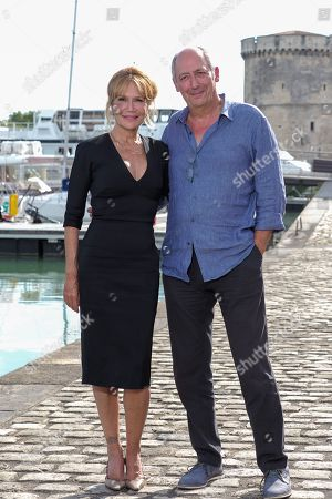 Editorial picture of 'Classe Unique' photocall, La Rochelle TV Fiction Festival, France  - 14 Sep 2019