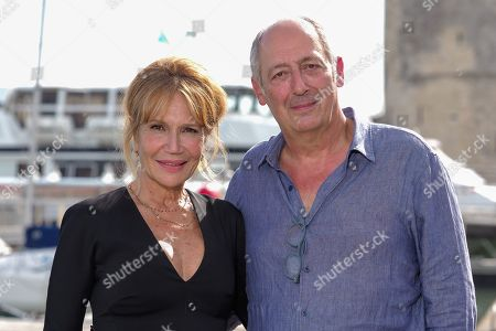 Editorial image of 'Classe Unique' photocall, La Rochelle TV Fiction Festival, France  - 14 Sep 2019