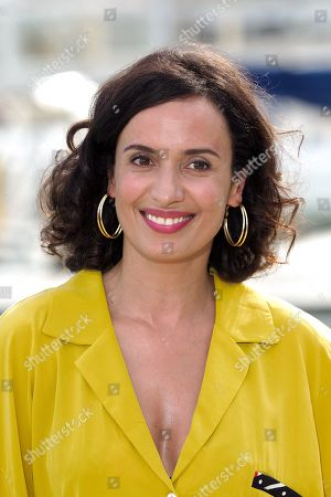 Stock Image of Amelle Chahbi