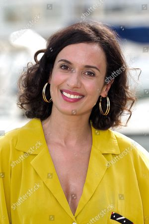 Stock Picture of Amelle Chahbi
