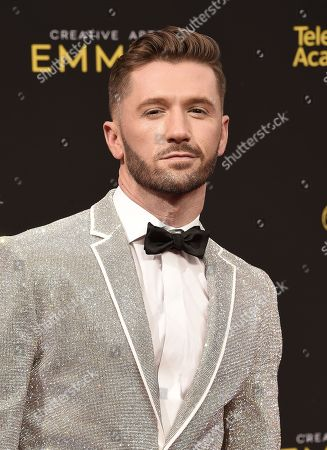 Stock Image of Travis Wall