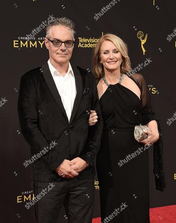 Marco Beltrami and Jill Beltrami