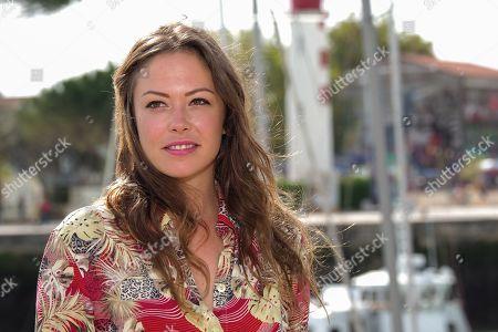 Stock Photo of Dounia Coesens