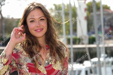 Editorial picture of 'The Art of Crime' photocall,  La Rochelle TV Fiction Festival, France - 14 Sep 2019