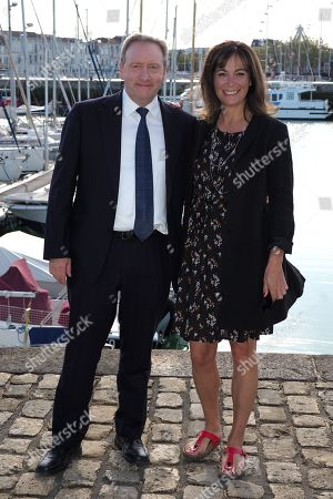 Editorial photo of 'Midsomer Murders' photocall, La Rochelle TV Fiction Festival, France - 14 Sep 2019