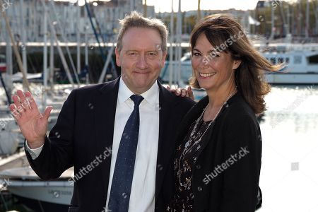 Editorial picture of 'Midsomer Murders' photocall, La Rochelle TV Fiction Festival, France - 14 Sep 2019