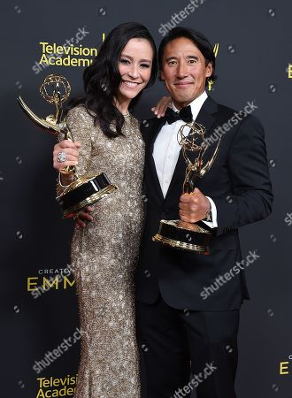 Elizabeth Chai Vasarhelyi and Jimmy Chin
