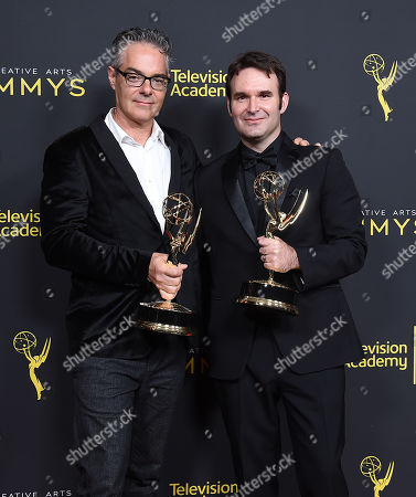 Marco Beltrami and Brandon Roberts