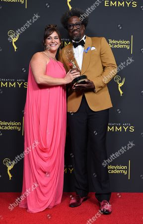 Melissa Bell and W. Kamau Bell