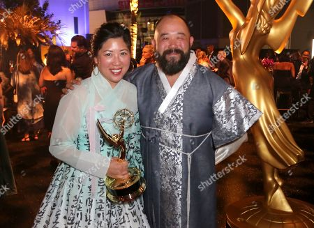 Editorial picture of Television Academy's 2019 Creative Arts Emmy Awards - Governors Ball - Night One, Los Angeles, USA - 14 Sep 2019