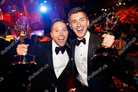 Editorial photo of Television Academy's 2019 Creative Arts Emmy Awards - Governors Ball - Night One, Los Angeles, USA - 14 Sep 2019