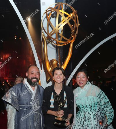 Editorial image of Television Academy's 2019 Creative Arts Emmy Awards - Governors Ball - Night One, Los Angeles, USA - 14 Sep 2019