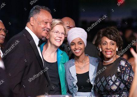 Editorial photo of Phoenix Awards Dinner, CBCF Annual Legislative Conference, Washington DC, USA - 14 Sep 2019
