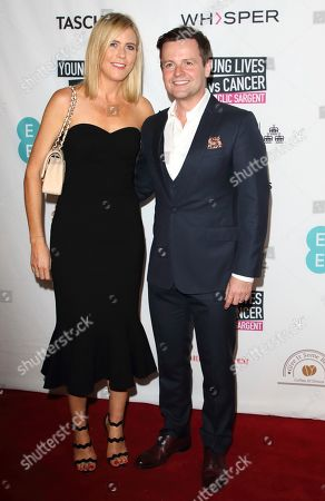 Stock Photo of Declan Donnelly and Ali Astall