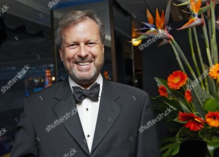 Orange UK CEO Tom Alexander at the 'National Business Awards', London