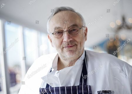 Pierre Koffman, french born chef, London