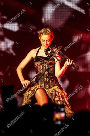 Stock Photo of Lindsey Stirling