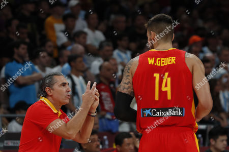 Editorial picture of FIBA Basketball World Cup 2019, Beijing, China - 15 Sep 2019