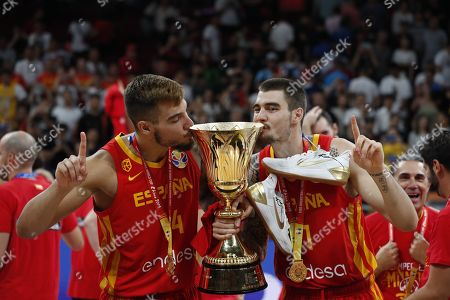 Editorial image of FIBA Basketball World Cup 2019, Beijing, China - 15 Sep 2019