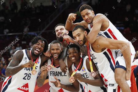 France v Australia, Bronze Medal Match