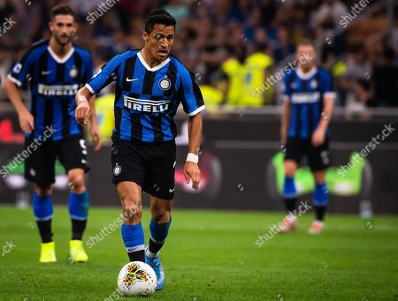 Alexis Sanchez of FC Internazionale