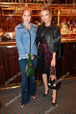 Marissa Montgomery and Laura Whitmore