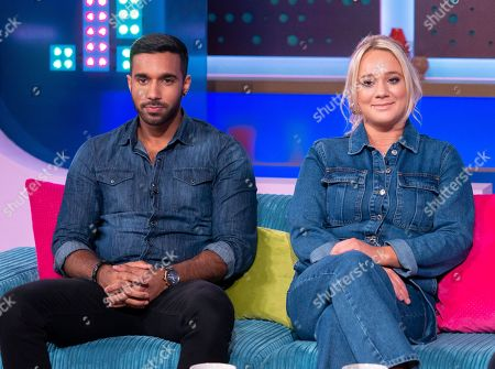 Kirsty Leigh Porter and Rishi Nair