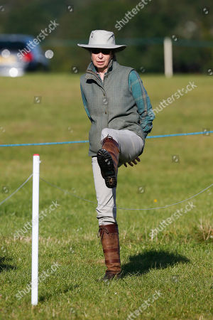 The Whatley Manor Horse Trials, Day 3, Gatcombe Park