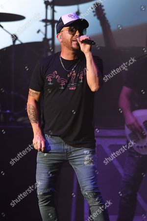 Stock Image of Chris Lucas of Locash