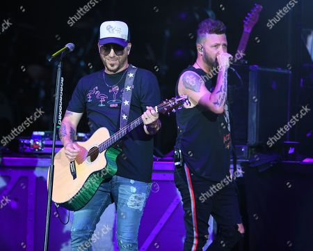 Stock Picture of Chris Lucas and Preston Brust of Locash