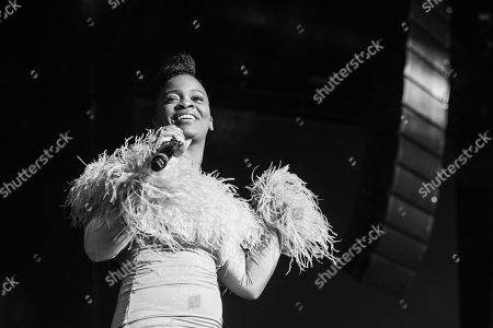 Stock Image of Ari Lennox