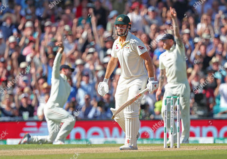 Editorial picture of England v Australia, The Ashes 5th Test Match, Day Four, The Kia Oval, London, UK. 14 19, London, USA - 15 Sep 2019