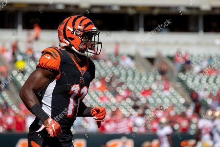 Editorial picture of NFL 49ers vs Bengals, Cincinnati, USA - 15 Sep 2019