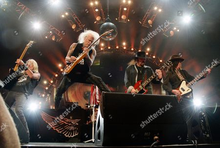 Editorial image of Lynyrd Skynyrd in concert, Atlanta, USA - 14 Sep 2019