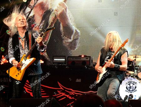 Editorial picture of Lynyrd Skynyrd in concert, Atlanta, USA - 14 Sep 2019