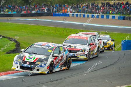 Editorial picture of 2019 British Touring Car Championship - Round 22, Motorsport - 15 Sep 2019