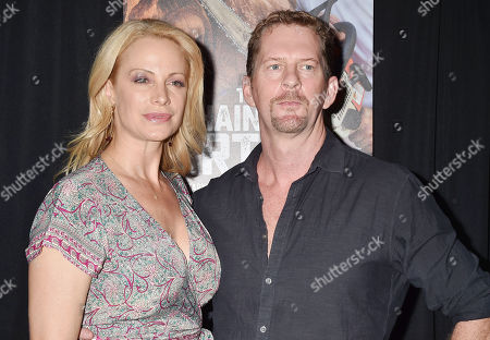 Alison Eastwood and Stacy Poitras
