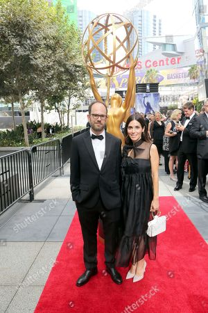 Editorial image of Television Academy's 2019 Creative Arts Emmy Awards - Nominee and Guest Arrivals - Night Two, Los Angeles, USA - 15 Sep 2019