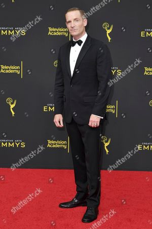 Editorial photo of 2019 Creative Arts Emmy Awards - Night Two - Arrivals, Los Angeles, USA - 15 Sep 2019