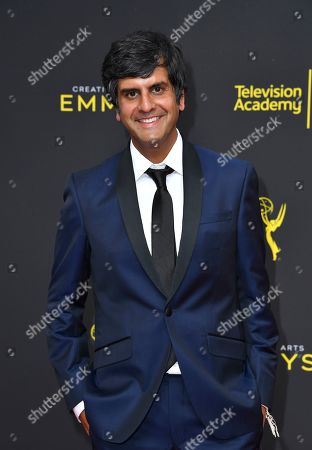 Editorial photo of Television Academy's 2019 Creative Arts Emmy Awards - Arrivals - Night Two, Los Angeles, USA - 15 Sep 2019