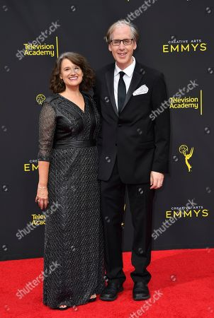 Editorial image of Television Academy's 2019 Creative Arts Emmy Awards - Arrivals - Night Two, Los Angeles, USA - 15 Sep 2019