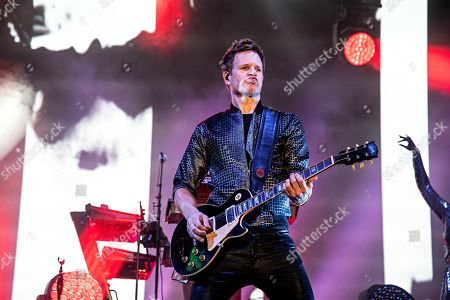 Editorial picture of 2019 KAABOO - Day 3, Del Mar, USA - 15 Sep 2019