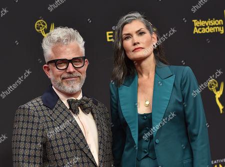 Stock Photo of Joseph La Corte and Melissa Toth