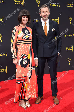 Editorial picture of 71st Annual Primetime Creative Arts Emmy Awards, Day 2, Arrivals, Microsoft Theater, Los Angeles, USA - 15 Sep 2019